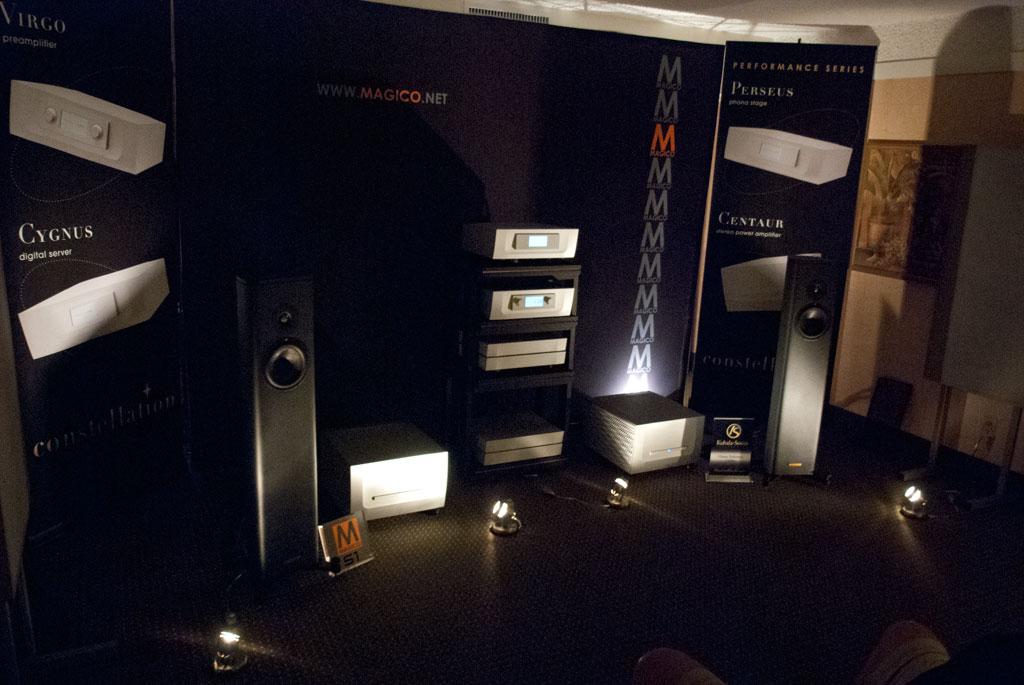 Magico - Constellation Audio - Kubala-Sosna Research