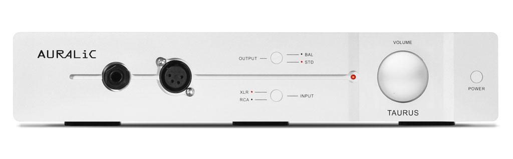 AURALiC  Reference Grade  TAURUS MKII Balanced Headphone Amplifier