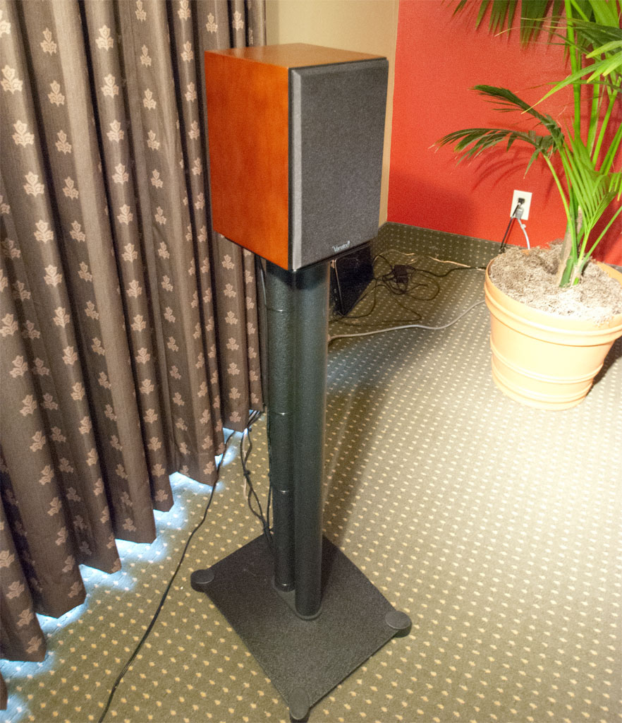 Vanatoo Transparent One powered speaker - $499 - 60W Class-D - USB TosLink Analog Coax inputs