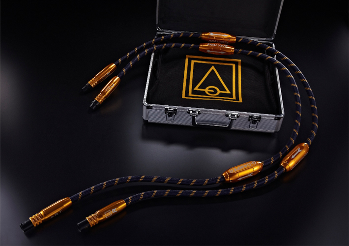 A.R.T. Analyst XLR interconnect cables