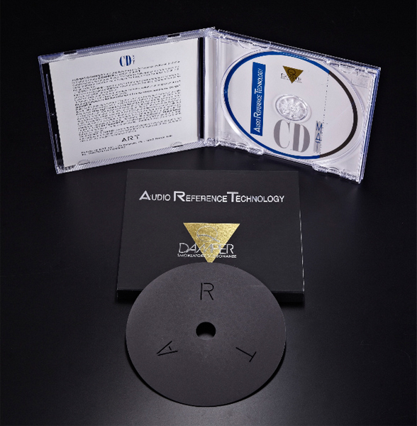 A.R.T. CD Mat Stabilizer