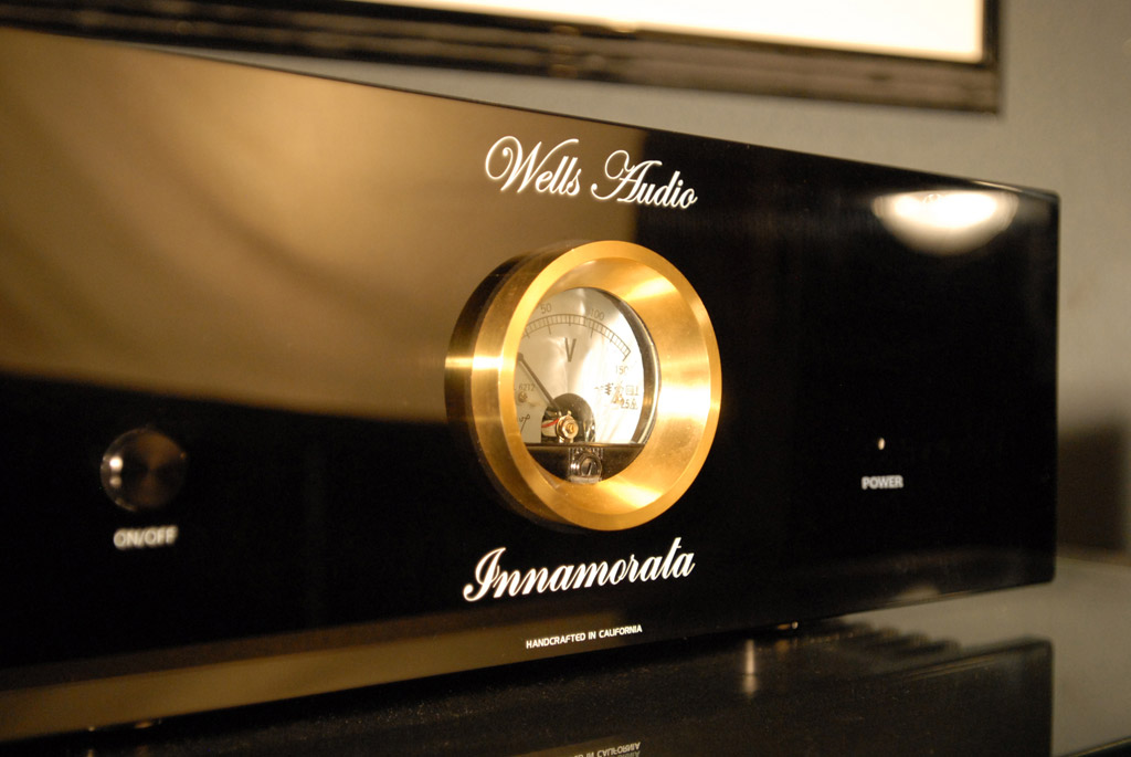Wells Audio Innamorata Stereo Amplifier
