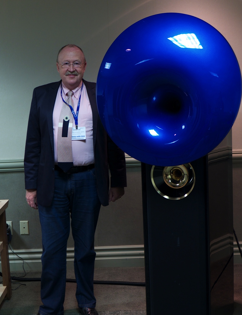 Acapella's New Atlas Speaker $94,000