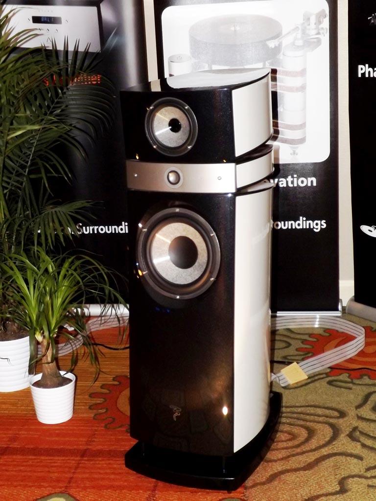 Aesthetix, Focal, Clearaudio at RMAF 2013