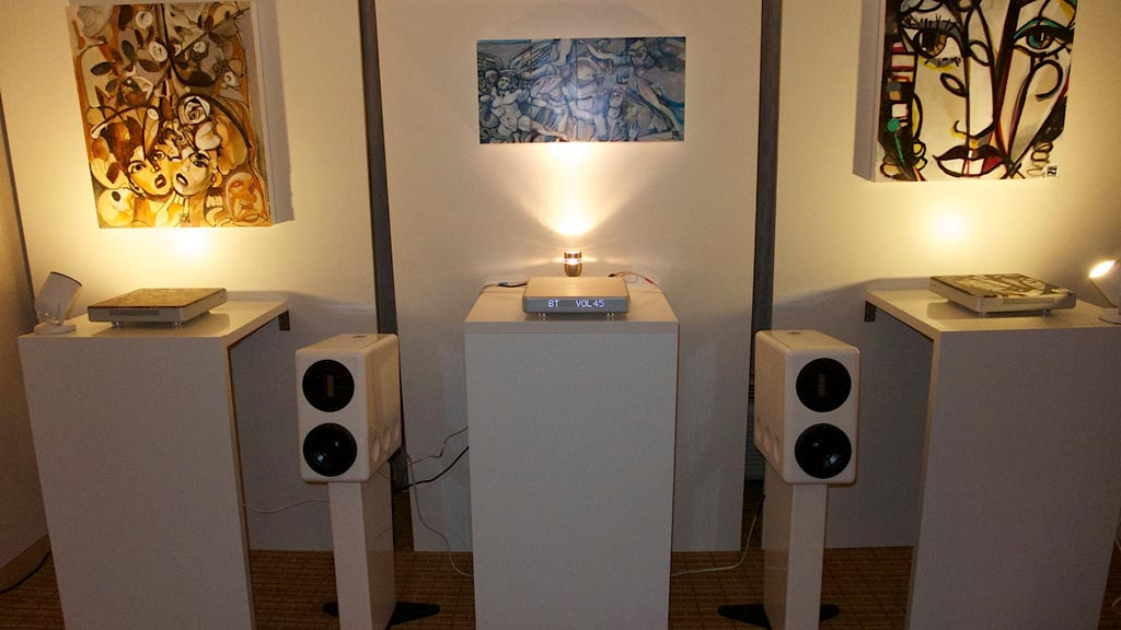 Rutherford Audio's room