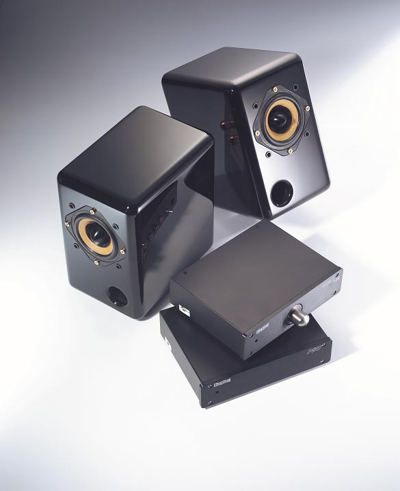 KingRex T20U & PSU MKII System with John Blue JB3 Loudspeakers