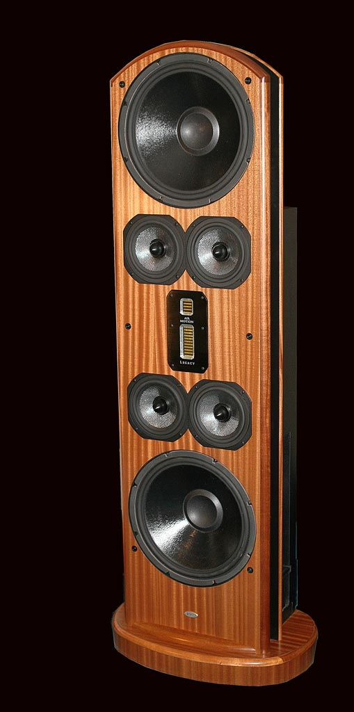 Legacy Audio Whisper Clarity Edition Loudspeaker