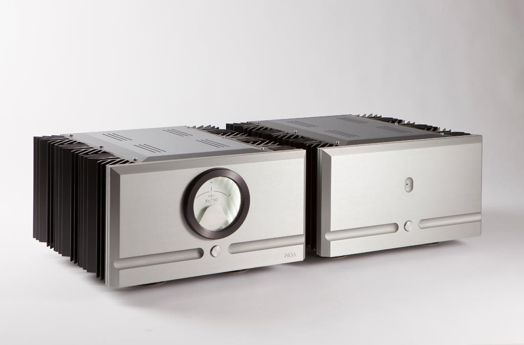Pass Labs Xs 150 Monoblock Amplifiers