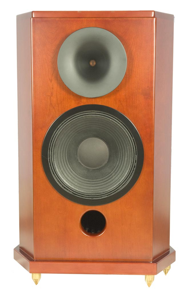 Linn Audio Loudspeakers Athenaeum Speaker Front View