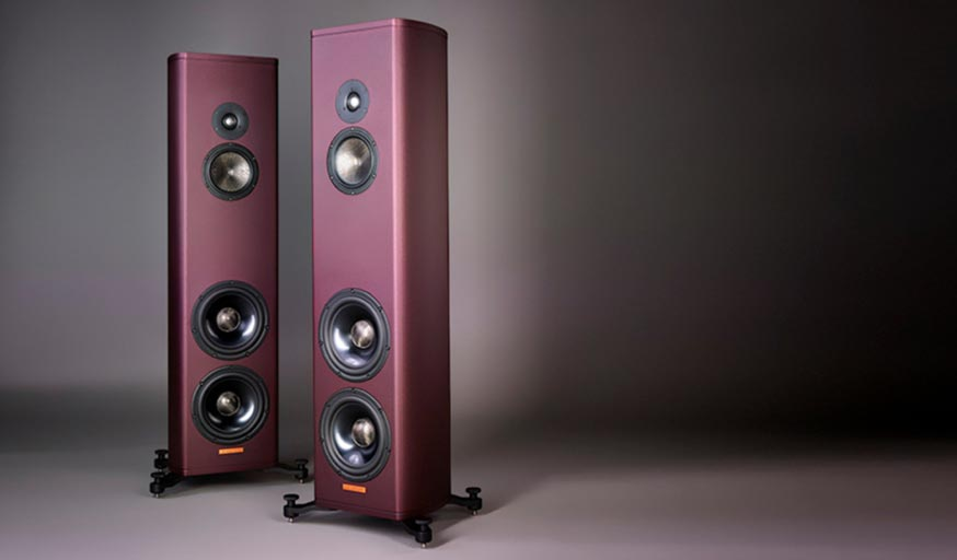 Magico introduces its newest S-Series speaker, the S3