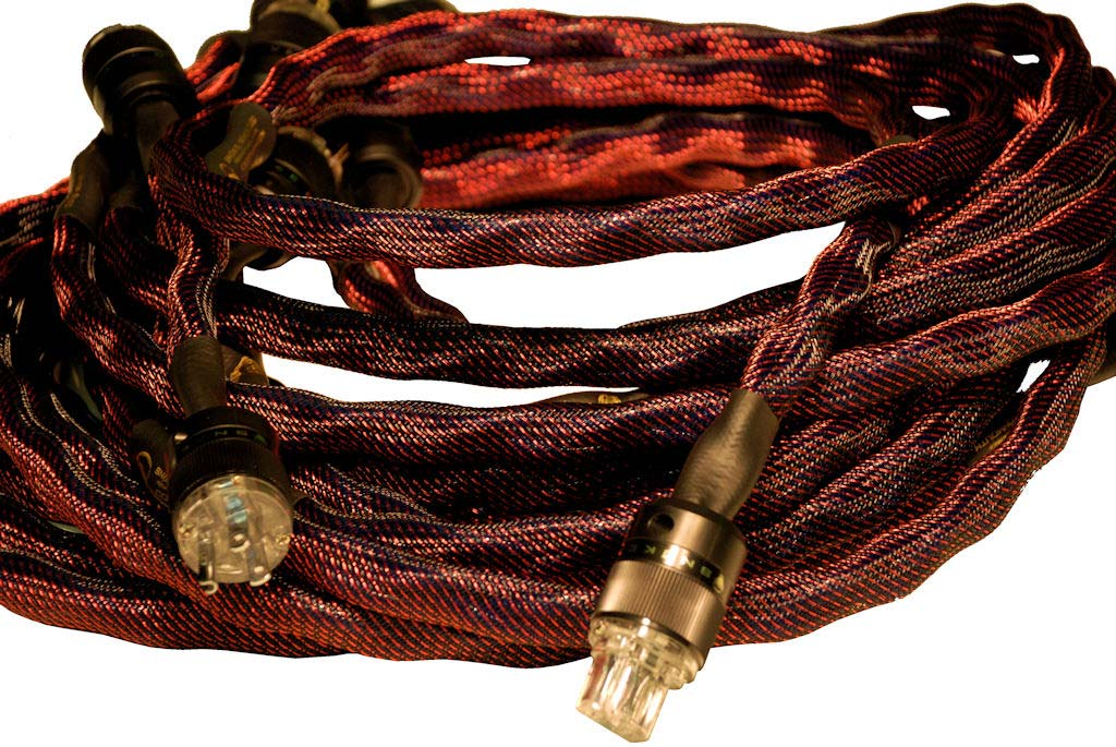 Snake River Audio Cottonmouth Signature Series Power Cable