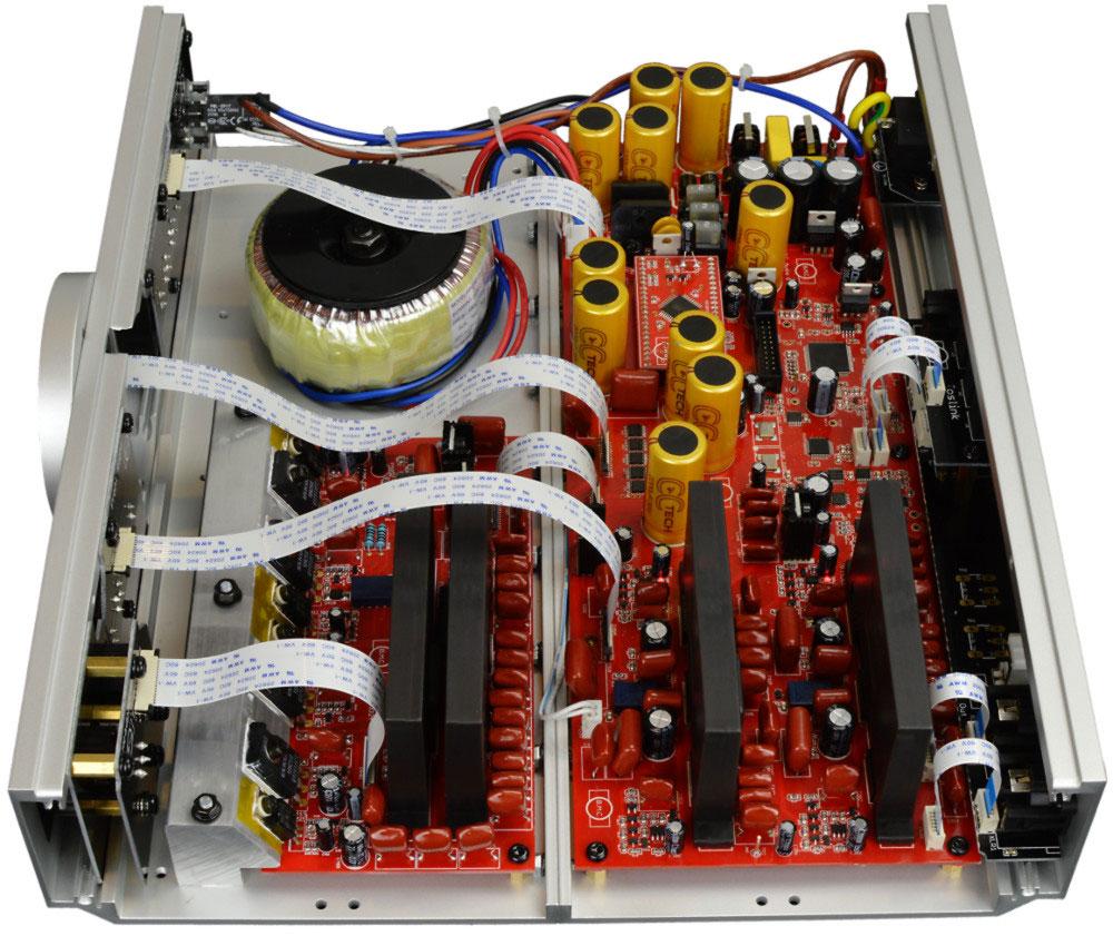 BMC PureDAC insides