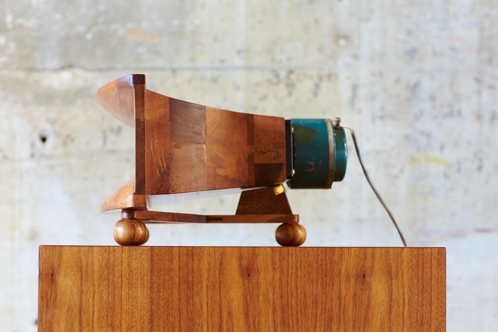 Burwell & Sons Homage Loudspeaker Horn