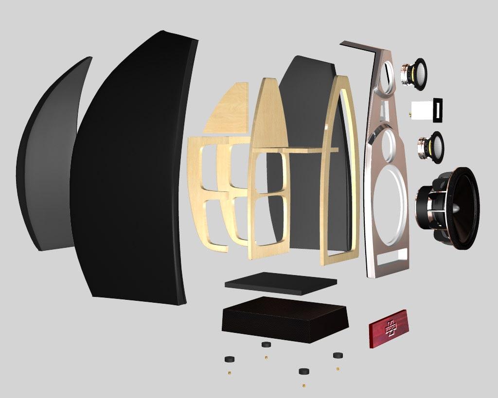 Vapor Audio Nimbus White Speaker Review