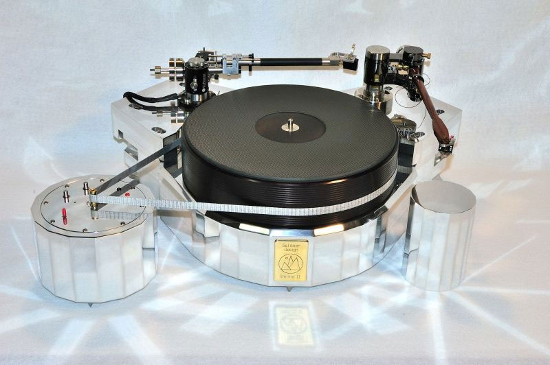 Galibier Design turntable