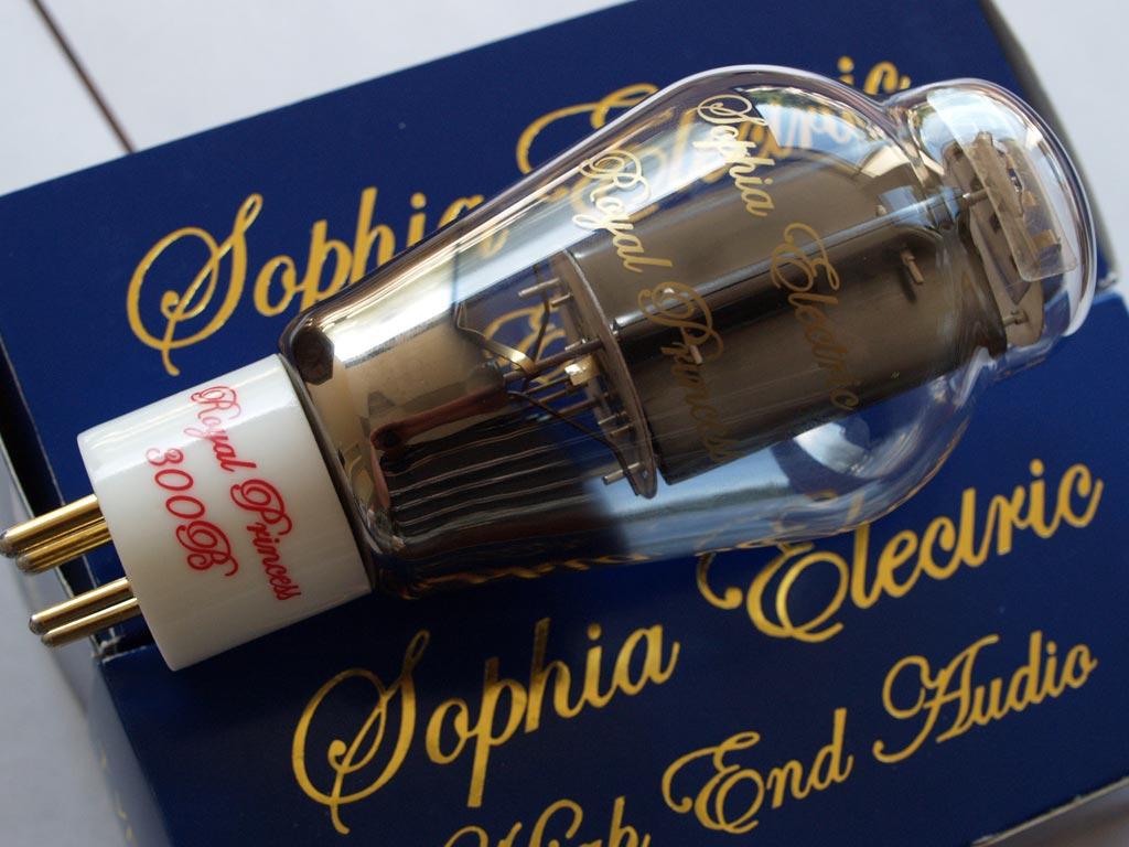 Sophia Electric's Royal Princess 300B Vacuum Tube Review