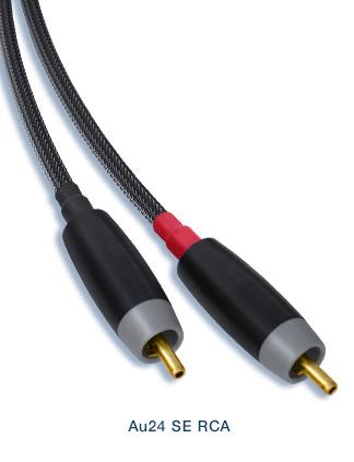 Audience Au24 SE Interconnect Cables