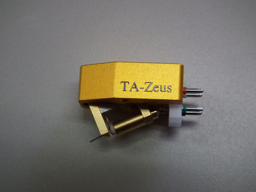 Triangle Art Zeus Moving Coil Cartridge