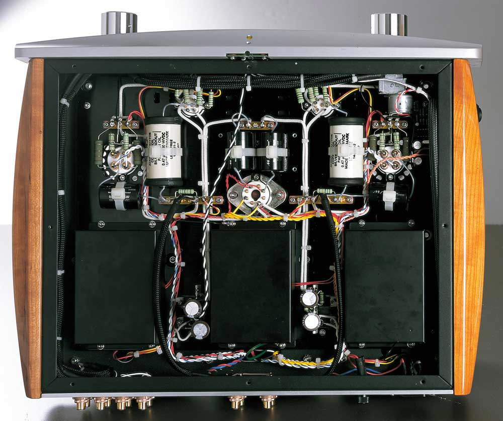 Melody Valve P2688 Vacuum Tube Preamplifier Review