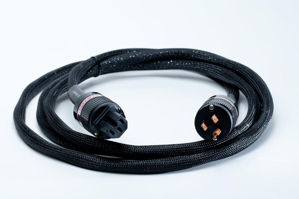 WyWires Juice HC Power Cords