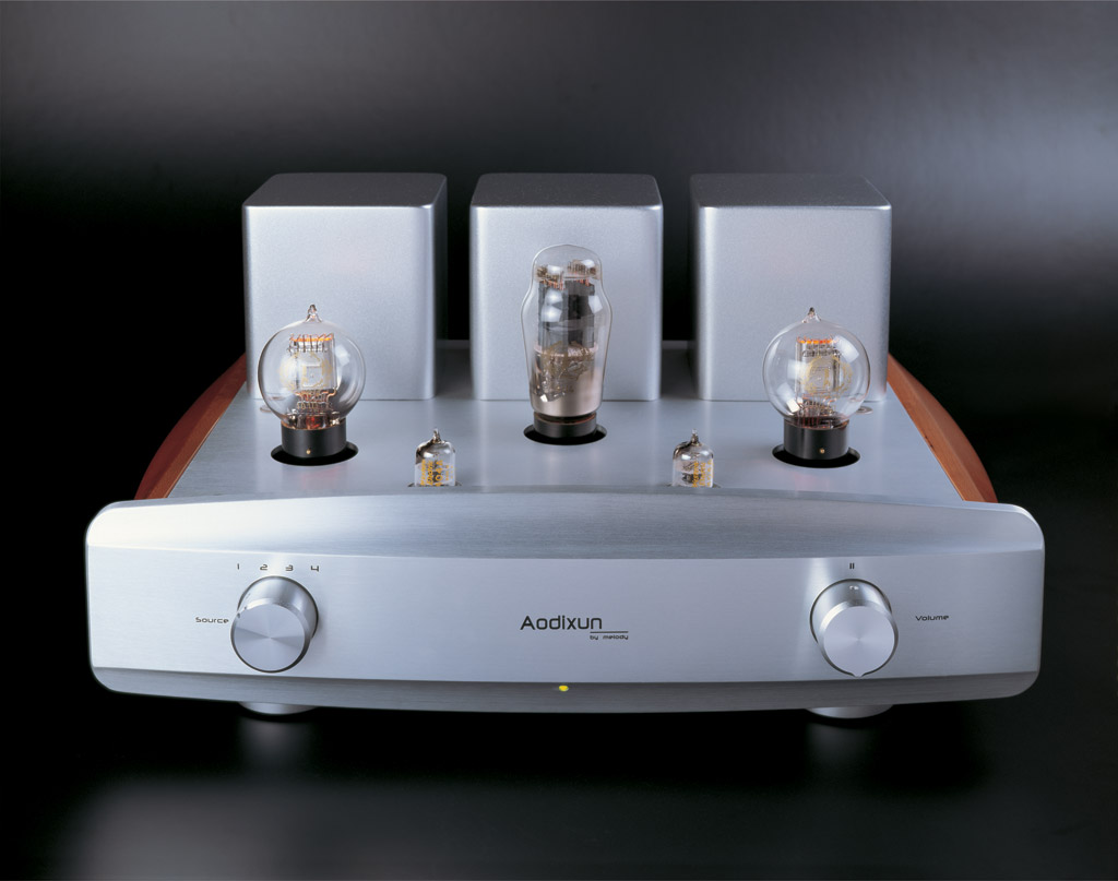 Melody Valve P2688 Vacuum Tube Preamplifier