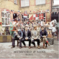Mumford & Sons Babel 180g LP