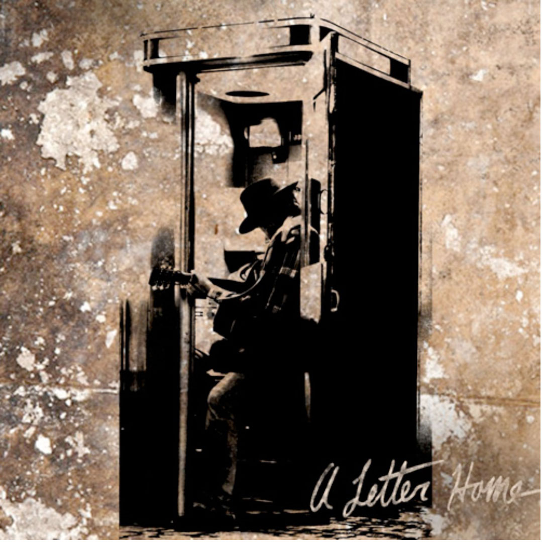 Neil Young A Letter Home Mono