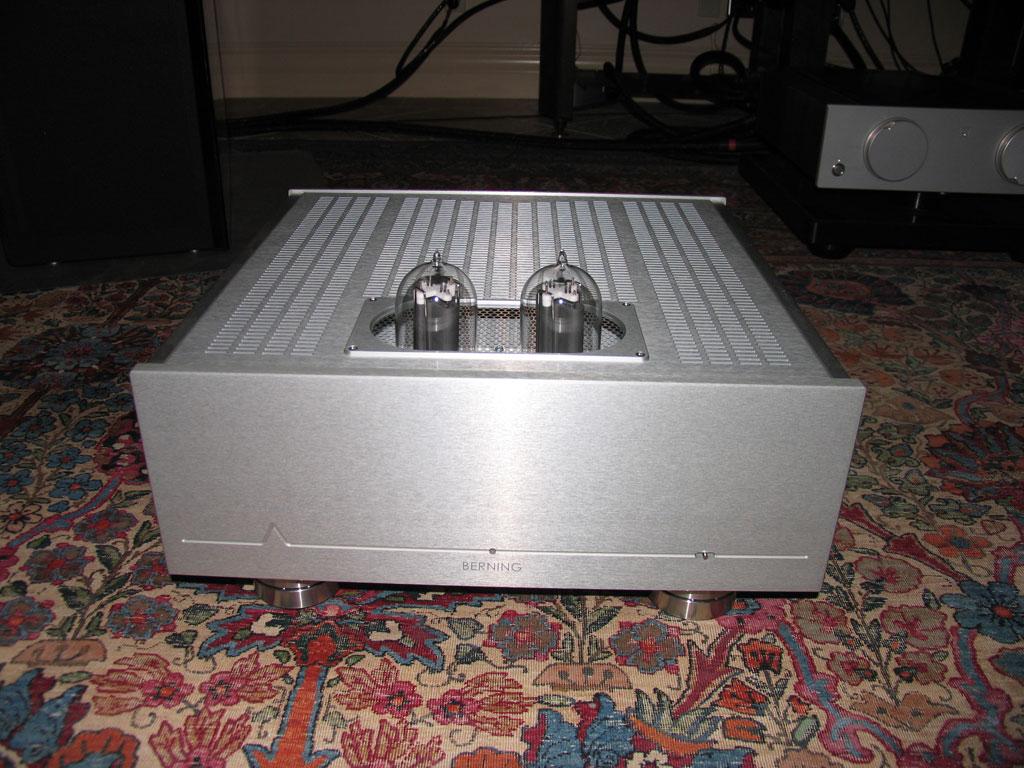 Berning 211/ 845 OTL Amps