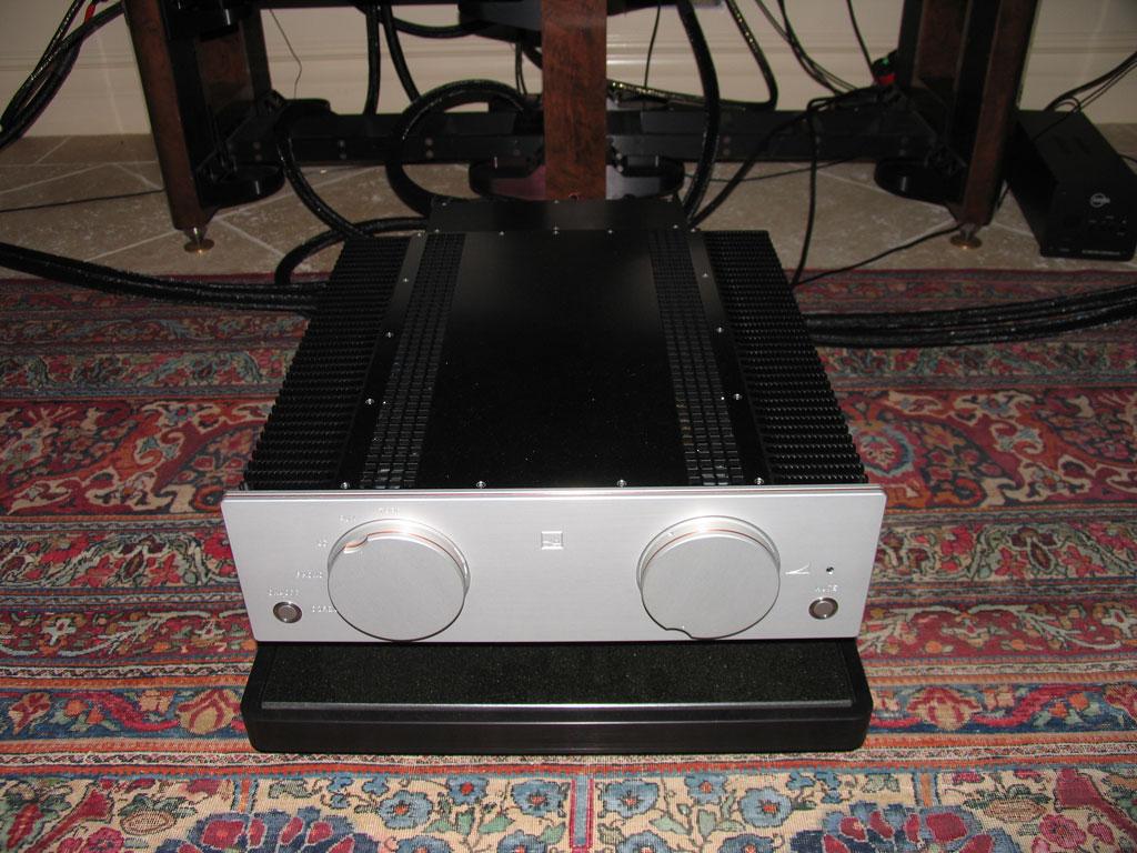 Acapella LaMusika Integrated Amplifier