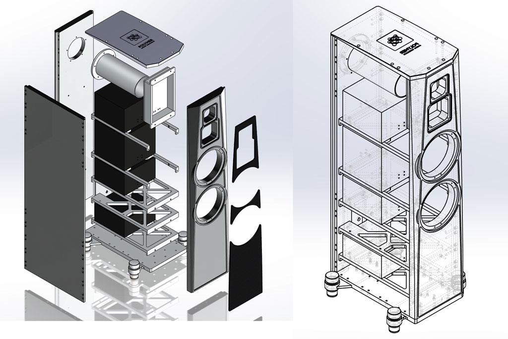 Polymer Audio Research  MKS speaker modeling