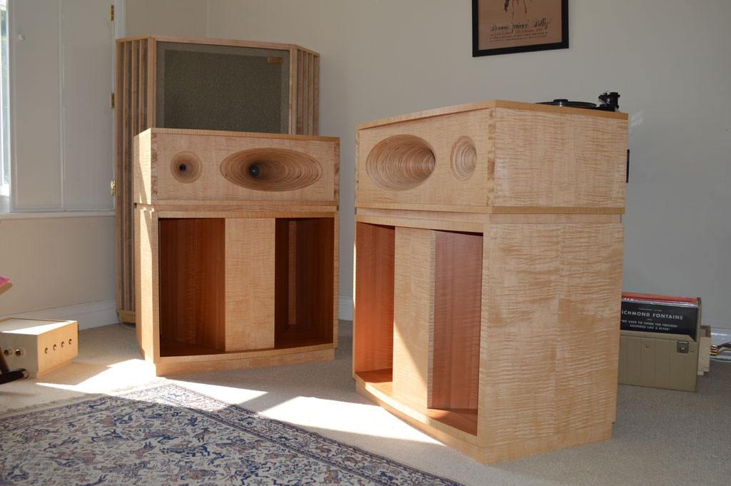 Simon Mears Audio Ucello 3-Way Horn Loudspeaker