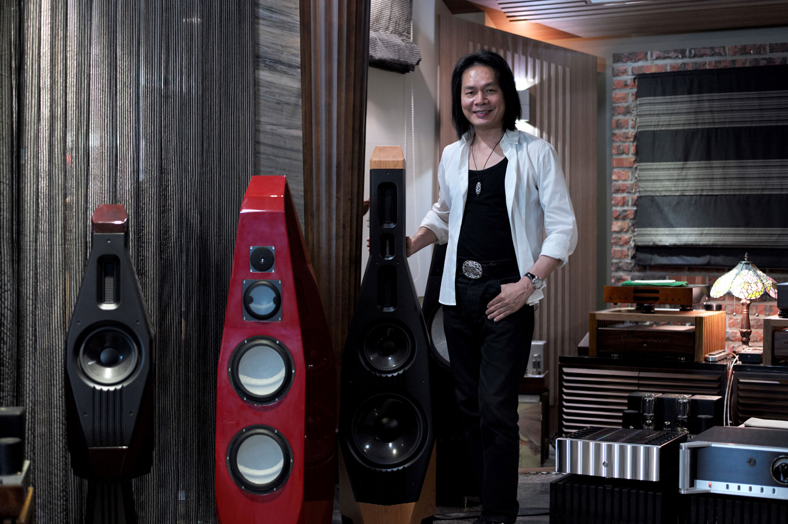 Lawrence Audio is Lawrence Liao
