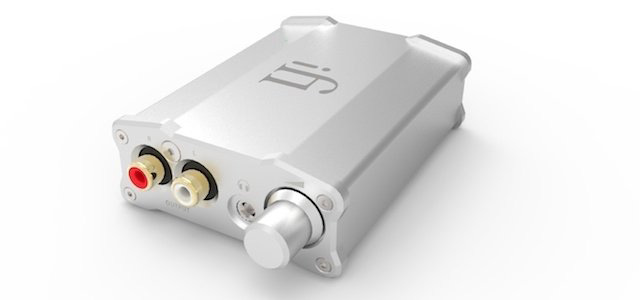 iFi-audio Nano Series – iDSD DAC