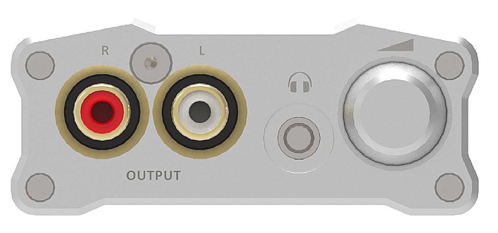 iFi Audio iDSD output side