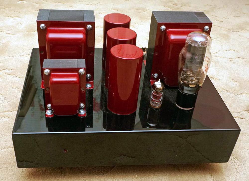 Electra Fidelity A3 500 300b Monoblock Amplifiers Review