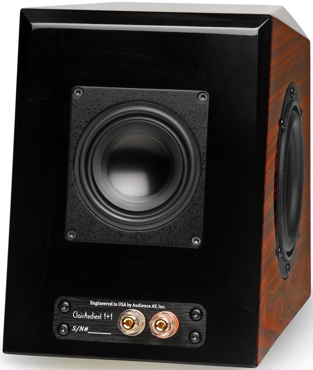 Audience ClairAudient 1+1 loudspeakers Review - Dagogo