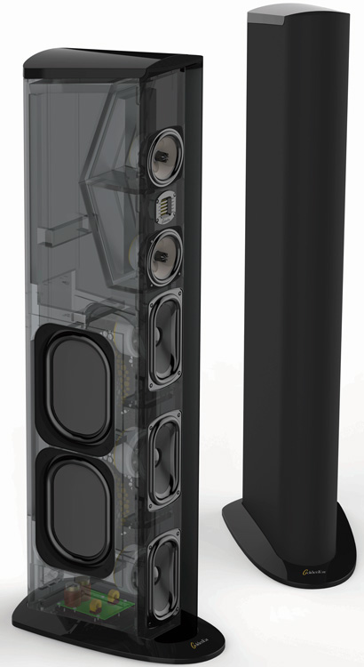 Golden Ear Triton One Tower Speakers Review Dagogo