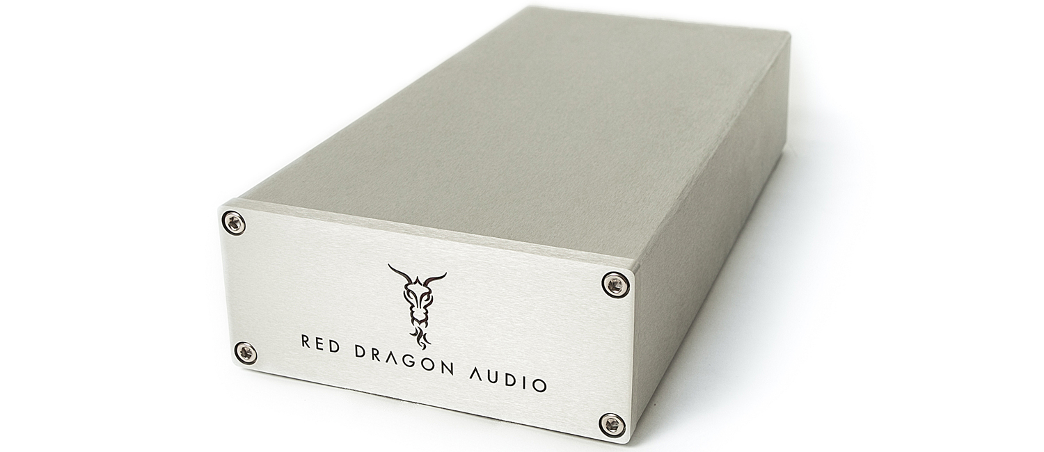 Red Dragon S500 stereo amplifier Review