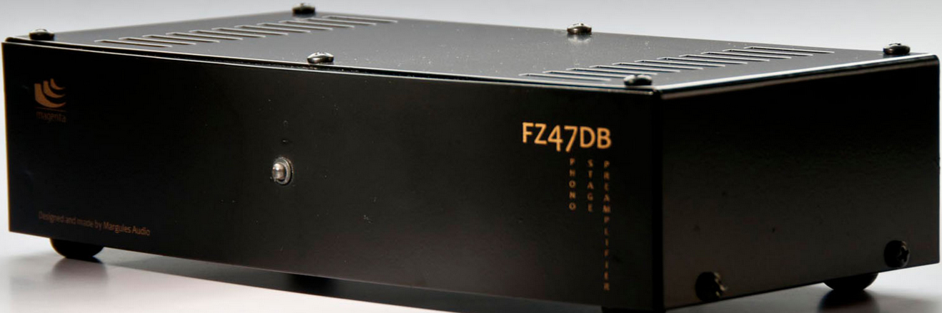 Margules Audio Magenta FZ47DB Phono Amplifier Review
