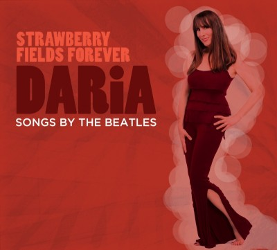 2016-6 Daria - Strawberry Fields Forever - Cover