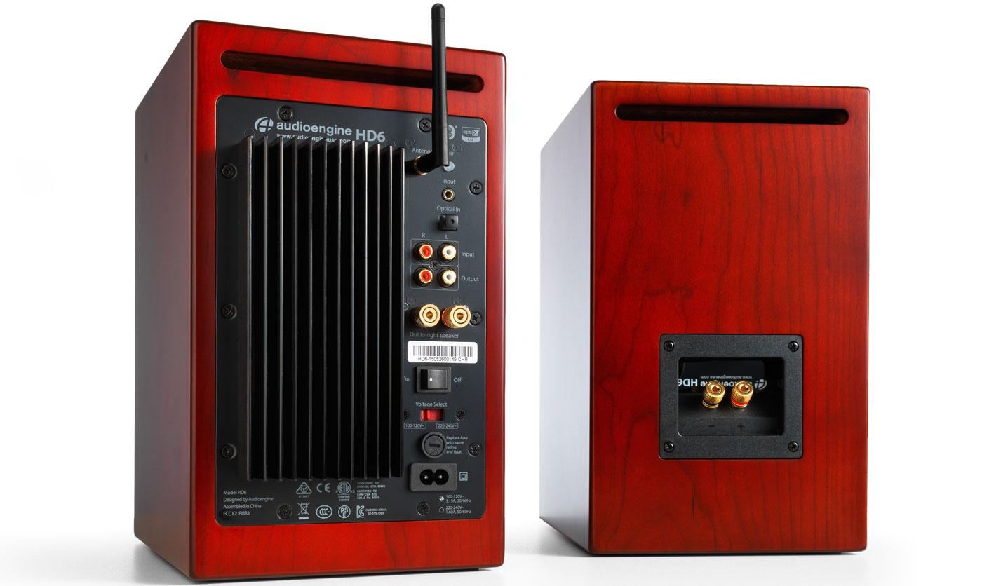 Audioengine Hd6 Powered Speakers Review