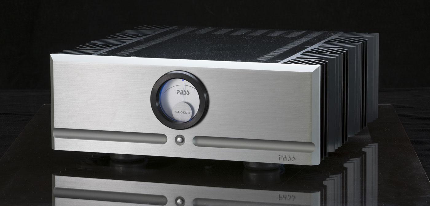 Pass Labs XA60.8 60-Watt Class A monoblocks Review