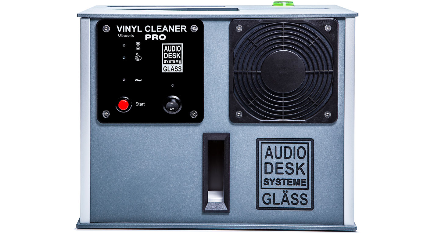 Audiodesk Pro Ultrasonic Vinyl Cleaner Review