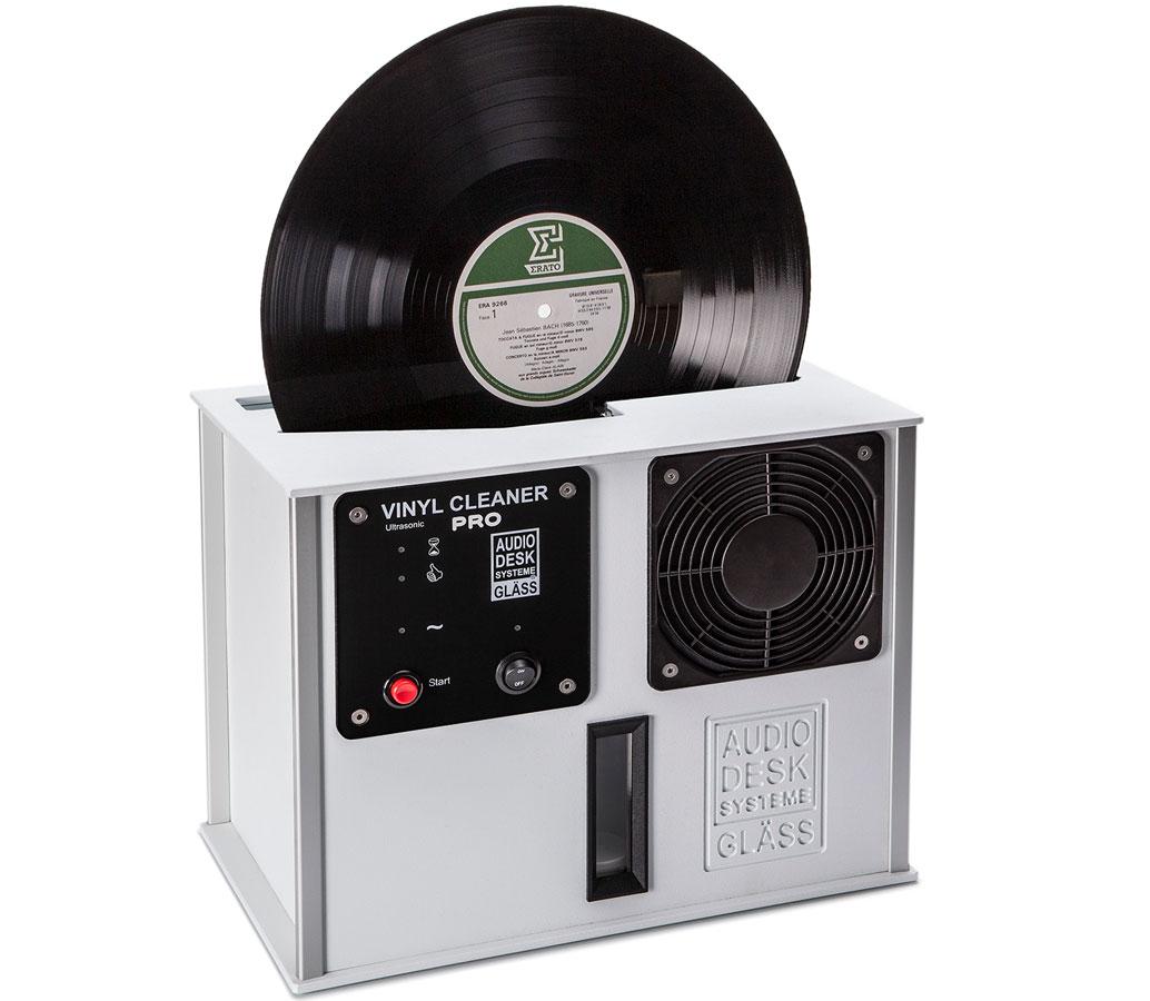 Audiodesk PRO Ultrasonic Vinyl Cleaner Review