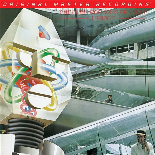 """MFSL Alan Parsons Project """"I Robot"""" GAIN 2 Ultra Analog Numbered Edition 45rpm 180g 2LP"""