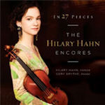 LP Reviews: Hilary Hahn, Ella Fitzgerald, Duke Ellington, Ray Charles