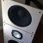 PureAudioProject Trio15 Voxativ open baffle speakers Review