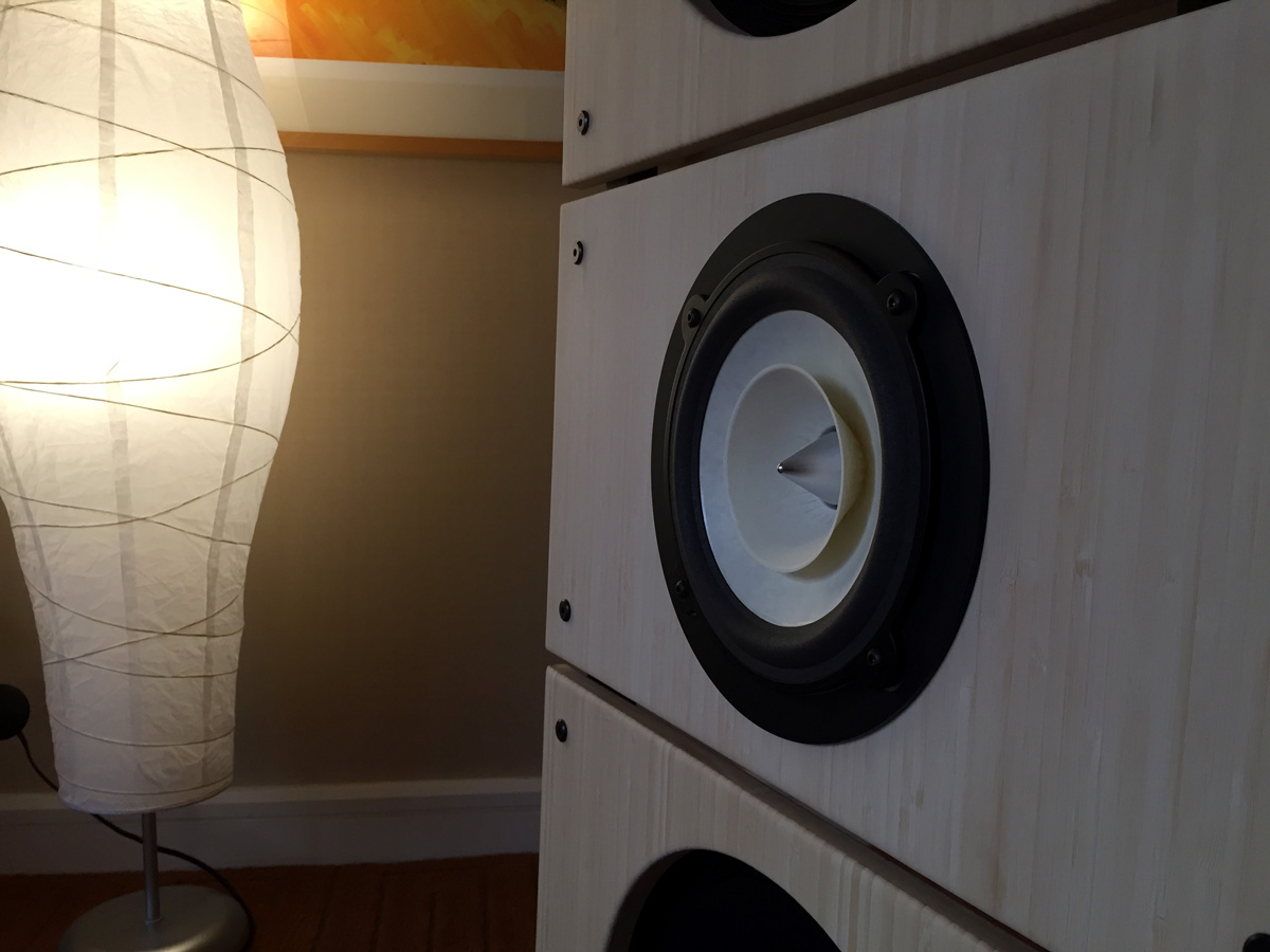 PureAudioProject Trio15 Voxativ open baffle speakers Review - Page 4