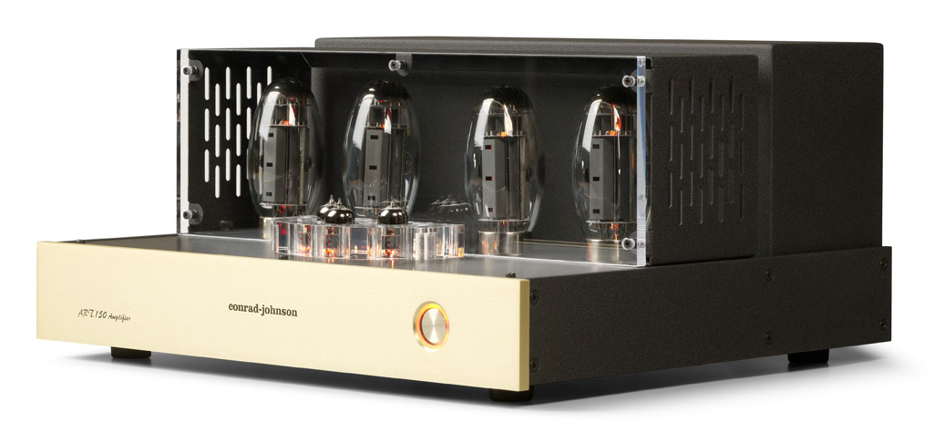 Conrad-Johnson Design announces 40th Anniversary tube amplifiers ART150, ART300