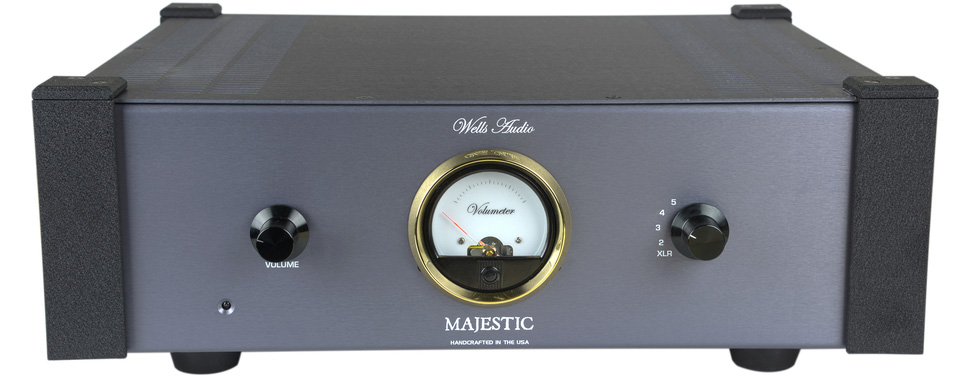 Wells Audio Majestic integrated amplifier Review